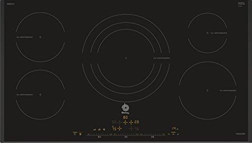 Balay 3EB997LT hobs Negro Integrado Con - Placa (Negro, Integrado, Con placa de inducción, 1400 W,...