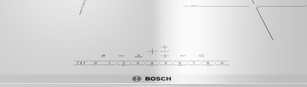 Placas de induccion Bosch