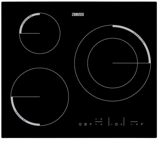 Placa de Induccion Zanussi Z6233IOK