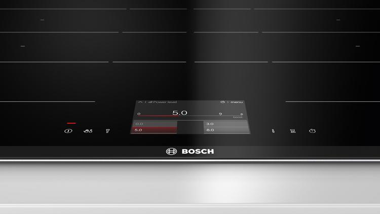 Codigos de error placas de induccion Bosch